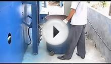 Solid Waste Disposal Machine