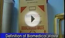 Special story on biomedical waste