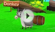 Surprise Eggs Farm Animals Toys | Learn Farm Animals