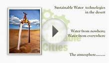 Sustainable water production, waste management and