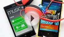 Top five Windows Phone apps for music fans