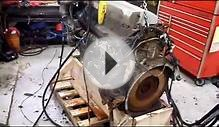 Used Mercedes OM460 Diesel Engine