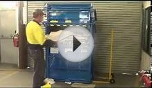 Waste Management Compacting Solution - Slimline 100 & 150