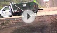 WASTE MANAGEMENT GARBAGE TRUCK USING DRIVEWAY By: Wanda