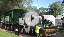 Waste Management: Mack LE/ McNeilus Atlantic FL