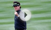 Waste Management Phoenix Open 2014: Bubba Watson, Matt