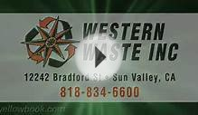 Western Waste Inc - Sun Valley, CA