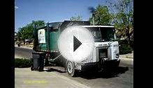 WM Waste Management - Volvo Xpeditor Heil 7 (Garbage