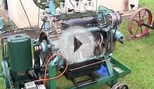 Working Of 2 Stroke Opposed Piston Engine