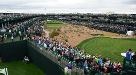 WASTE MANAGEMENT PHOENIX OPEN NAMED 2014-2015 PGA TOUR TOURNAMENT OF THE YEAR