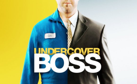 Undercover Boss Waste Management